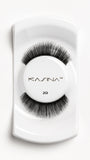 Pro Lash 020 - Tapered ends lashes made with 100% human hair
