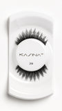 Pro Lash 028 - Tapered ends lashes made with 100% human hair