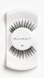 Pro Lash 038 - Tapered ends lashes made with 100% human hair