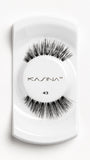 Pro Lash 043 - Tapered ends lashes made with 100% human hair