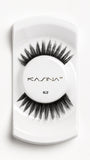 Pro Lash 062 - Tapered ends lashes made with 100% human hair
