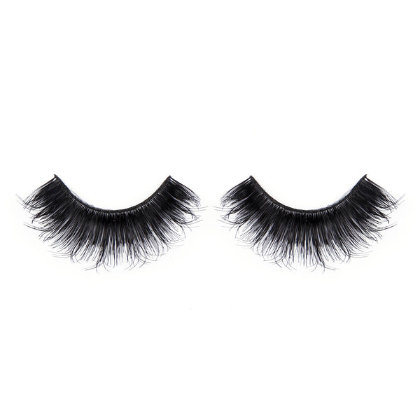 Pro Lash 102 - Tapered ends lashes made with 100% human hair