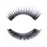 Pro Lash 138 - Tapered ends lashes made with 100% human hair