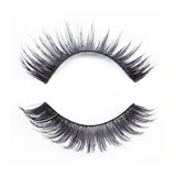 Pro Lash 047 - Tapered ends lashes made with 100% human hair