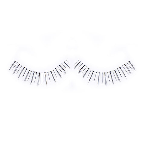 Pro Lash 049 - Tapered ends lashes made with 100% human hair