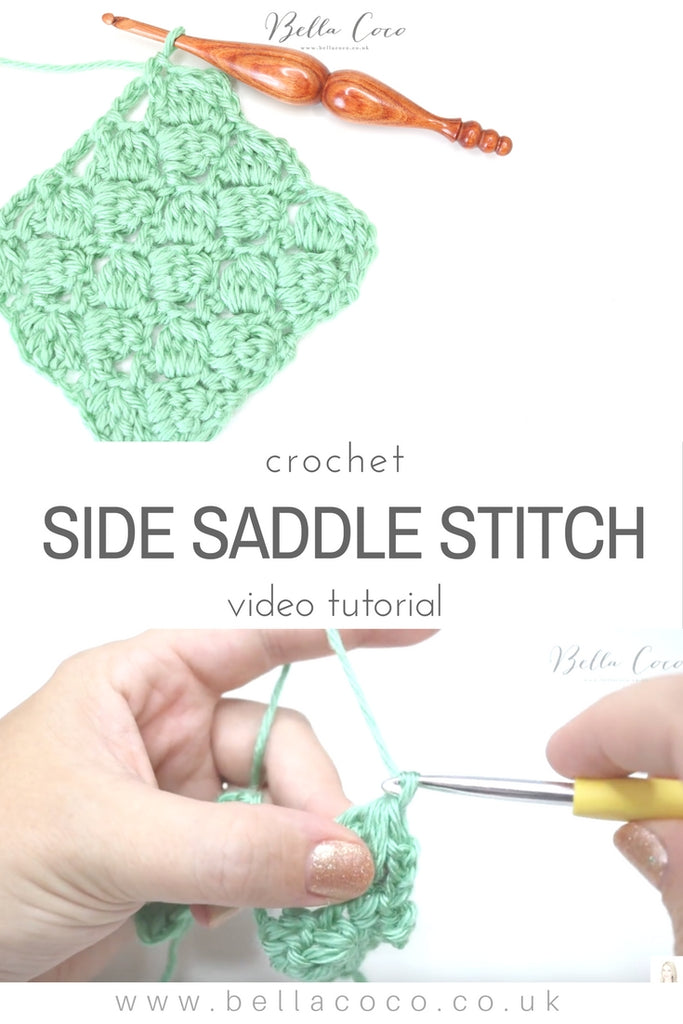 Side Saddle Stitch Tutorial