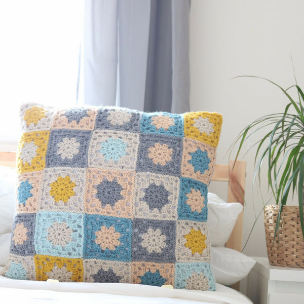 Bella Coco Coastal Castaway Cushion Pattern - Bella Coco Store