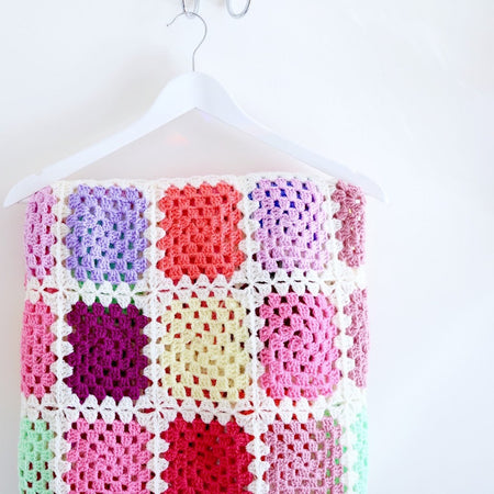 Jewels Blanket Pattern