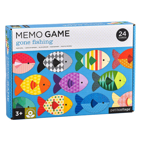 Gone Fishing Memory Game