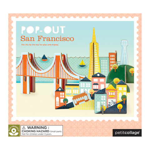 petit collage san francisco pop out