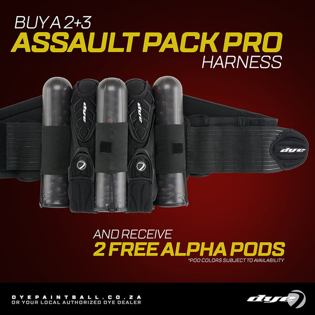 Assault Pack DEAL 2+3