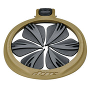 Rotor R2 Quick Feed - Black/Gold