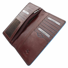 Купюрник Visconti ALP88 Jean-Paul (Brown) с защитой RFID -  Visconti