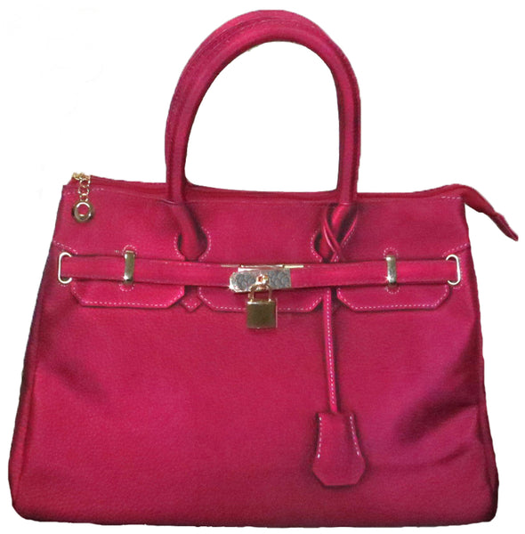 Samantha Handbag: Burgundy