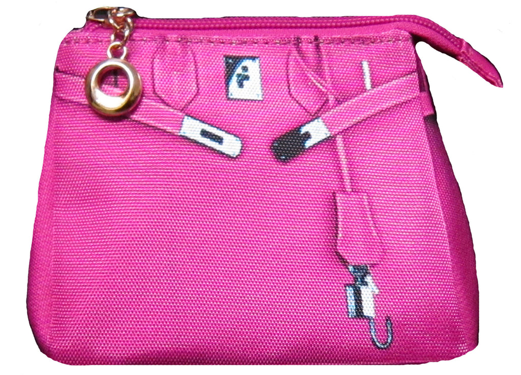Taigen Cosmetic Pouch: Passion Pink