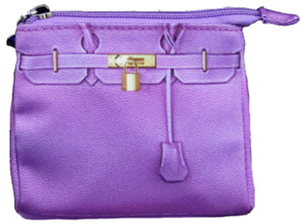 Tali Cosmetic Pouch: African Violet