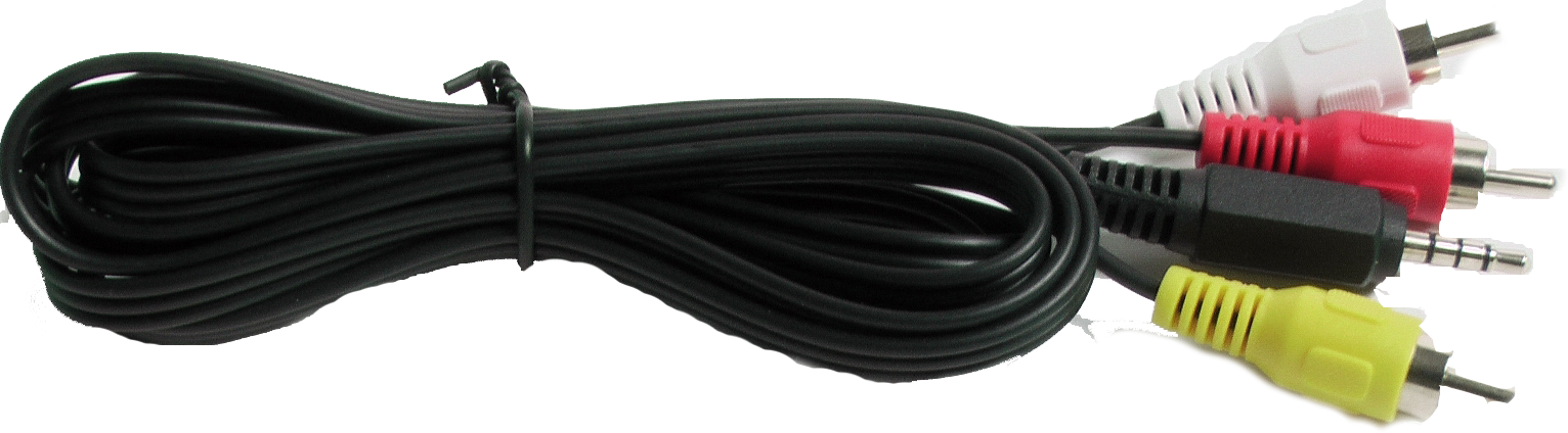 RCA Connector Cable for Cinemizer OLED
