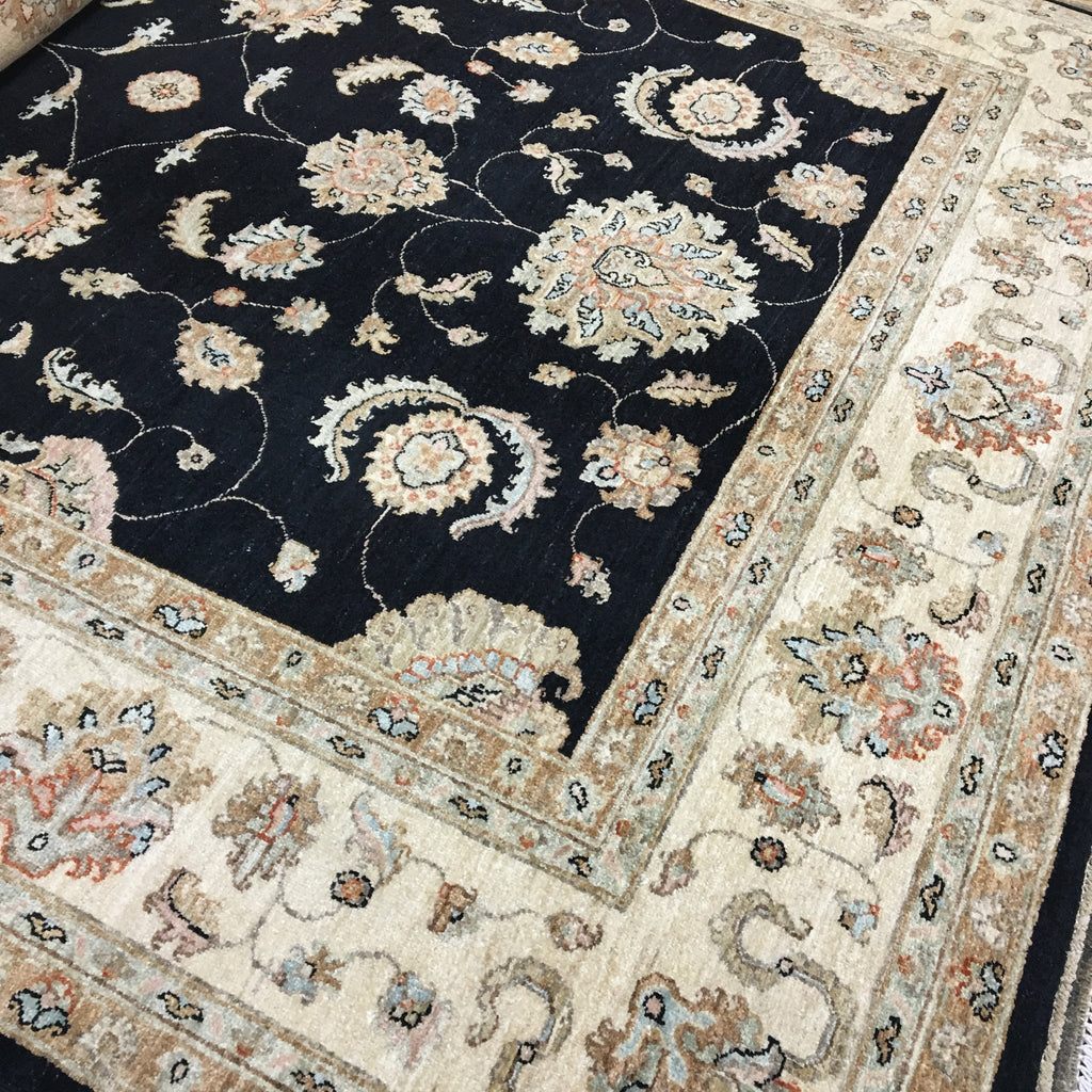 What Is An Afghan Handknotted Persian Rug Chobi / Ziegler Oriental Rug?