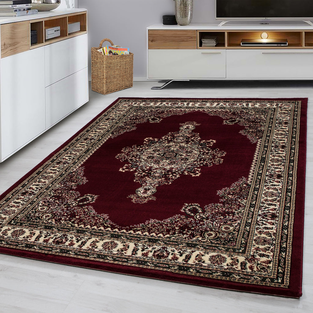 Omid Classics Royal Red - Omid Carpets
