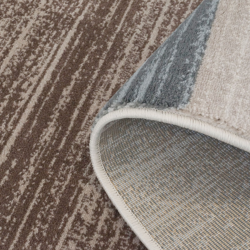 Tapijt Omid Earth Vloerkleed Beige - Omid Carpets