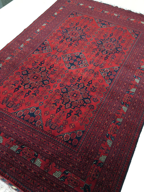 Traditional Red 290x193 - Omid Carpets