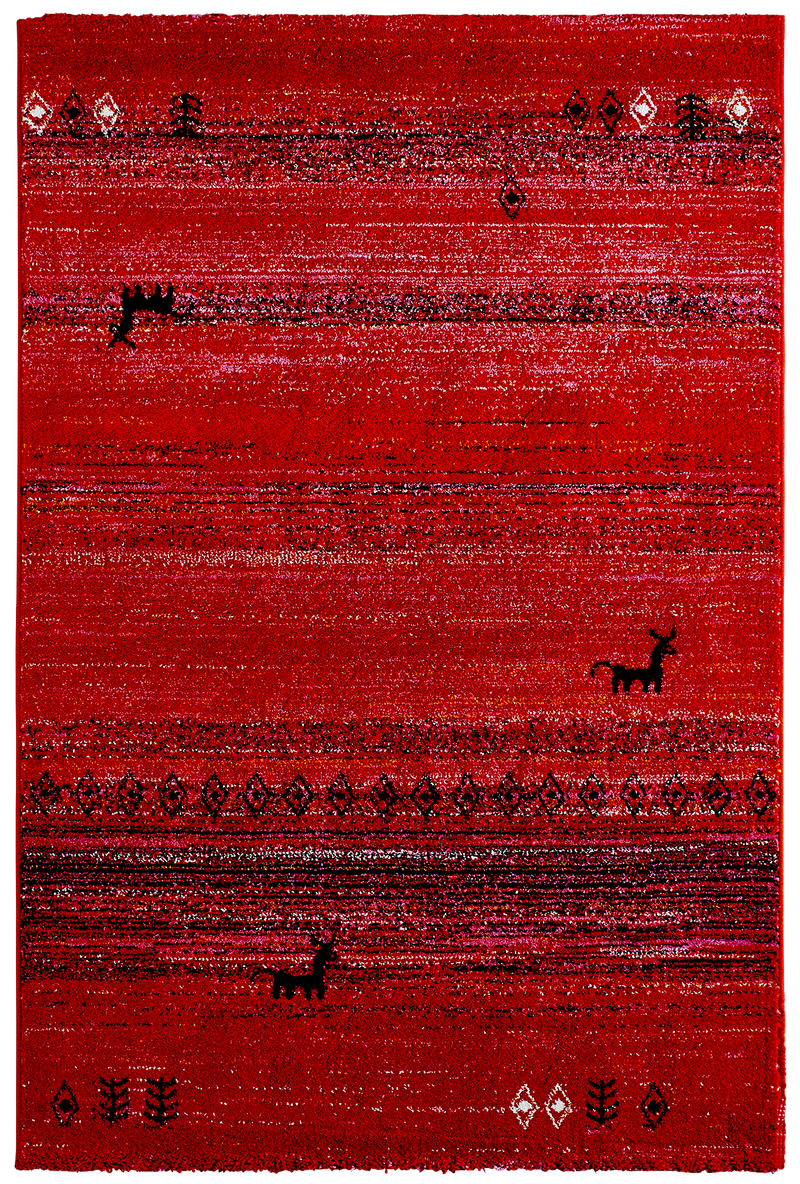 Vloerkleed Obsession Gabbeh Ruby 412 - Omid Carpets