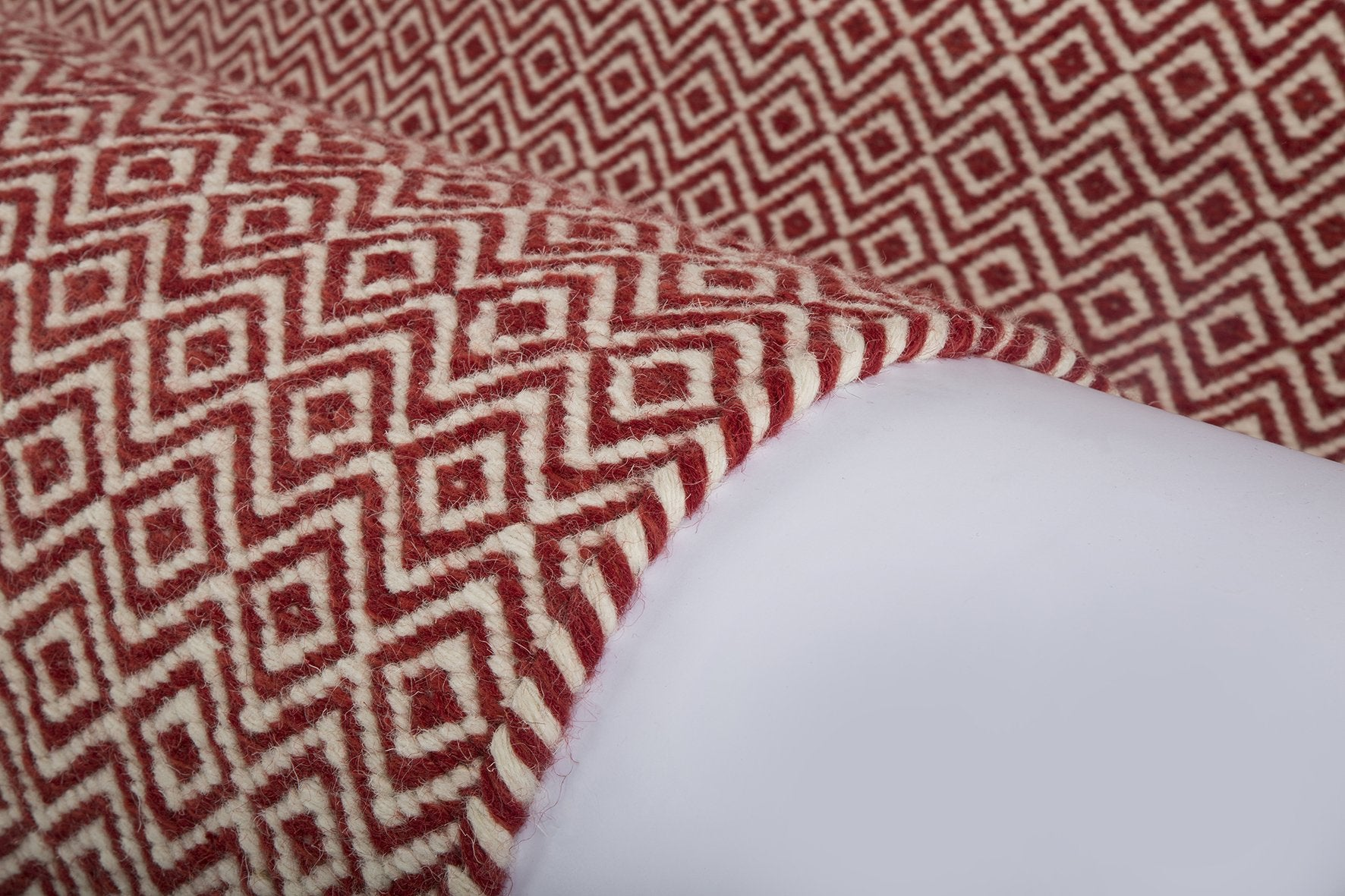 Wollen Vloerkleed Obsession Jaipur Red 334