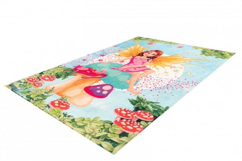 Kindertapijt Omid Fee Vloerkleed - Omid Carpets