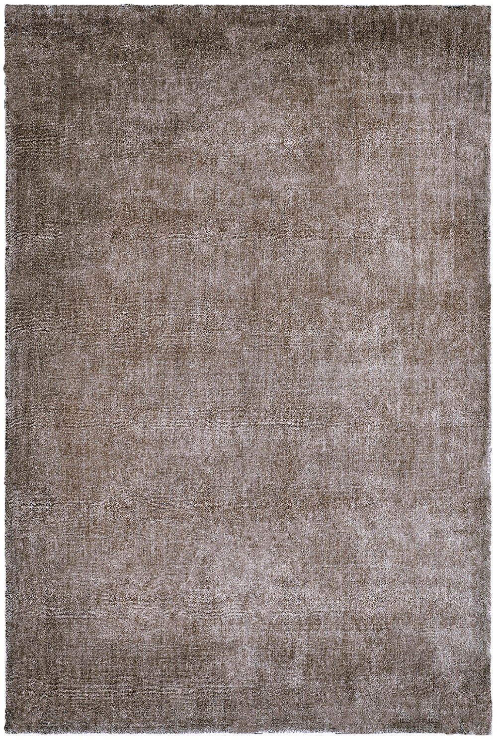 Taupe Tapijt Handgeweven Vloerkleed - Omid Impeccable - Omid Carpets