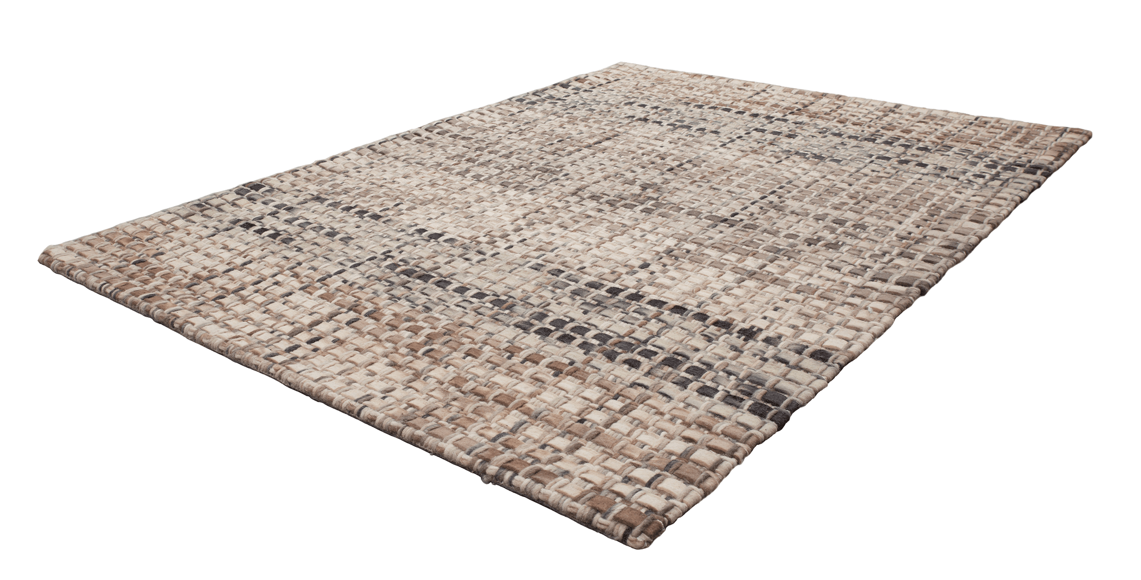 Wollen Vloerkleed Obsession Lima Taupe 430