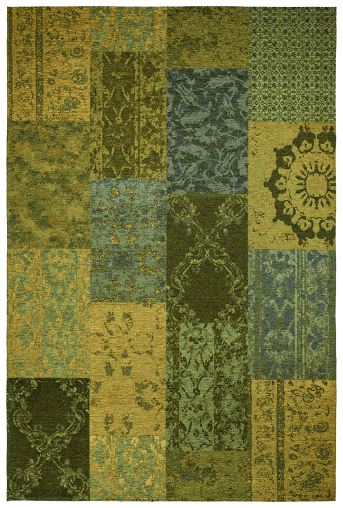 Vloerkleed Obsession Milano Green 571 - Omid Carpets