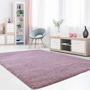Tapijt Omid Cloud Vloerkleed Lila - Omid Carpets