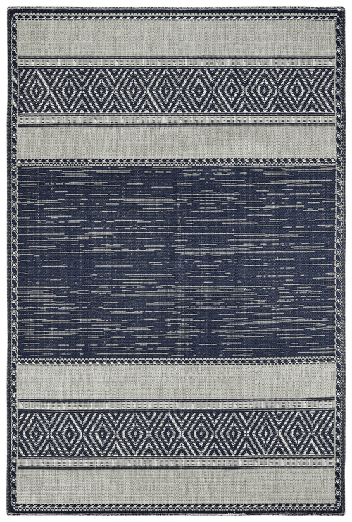 Vloerkleed Obsession Tarunis Navy 720 - Omid Carpets