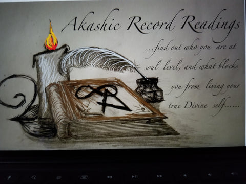 Akashic Record Reading...Understanding Your Divine You...