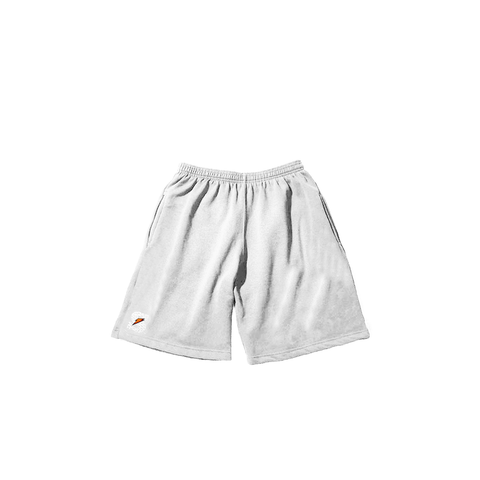 Juiced Cotton Shorts - Heather Grey