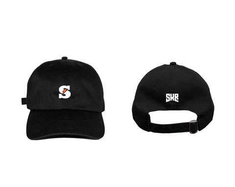 "SK8 ""Juiced"" - Black Dad Hat"