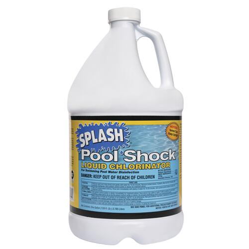 Liquid Shock / Sodium Hypochlorite 12.5%