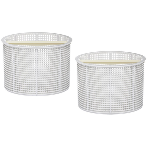 2 Pack Hayward B152 B-152 Pool Skimmer Strainer Basket Replacement for SP1082CA