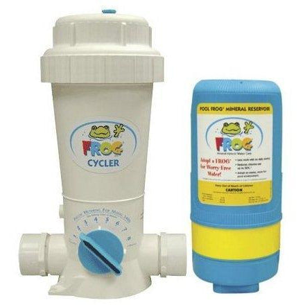 Pool Frog In-Ground Cycler 5400 Series with Mineral Reservoir - Inline