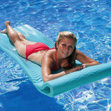 Soft Tropic Comfort Mattress- Aqua Marine