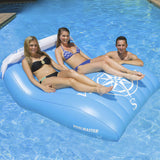 Poolmaster The Nautical Double Mattress