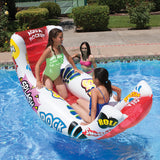 Large Aqua Rocker Float