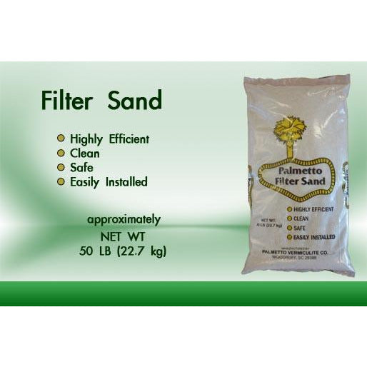Pool Filter Sand 50lb
