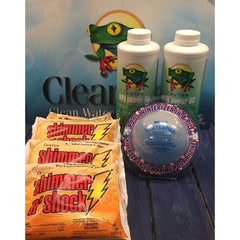Winter Closing Kit Up to 30,000 Chlorine