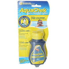 AquaChek Yellow 4-in-1 Test Strips