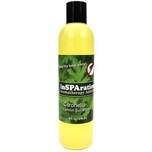 InSPAration 583 8 oz Citronella Spa and Diffuser Additive
