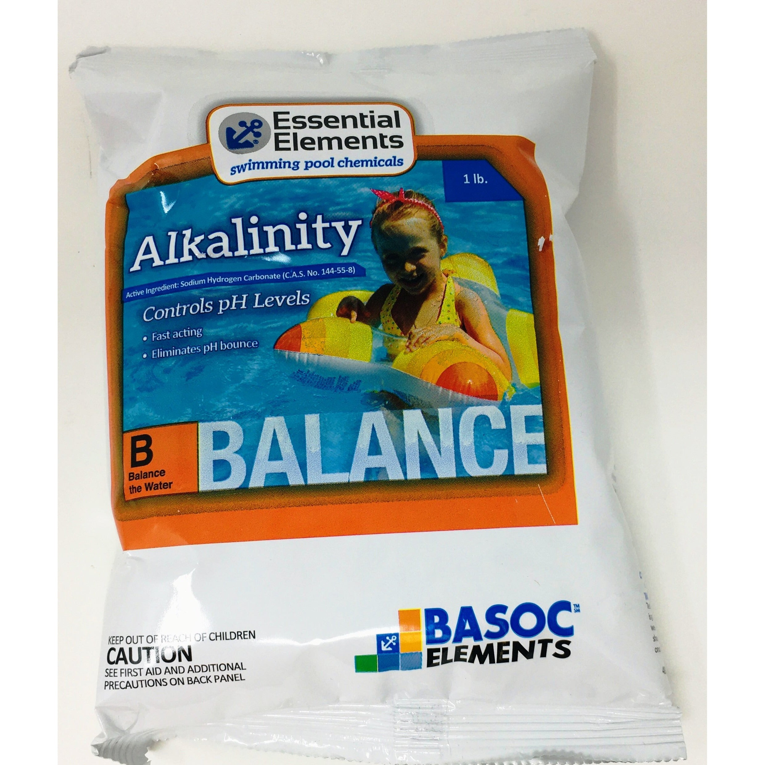 Bag of Swimming Pool & Spa Total Alkalinity ( Baking Soda )
