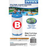 Intex 29005E Swimming Pool Easy Set Type B Replacement Filter Pump Cartridge