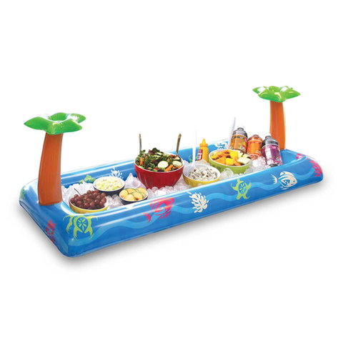 Tropical Party Inflatable Buffet