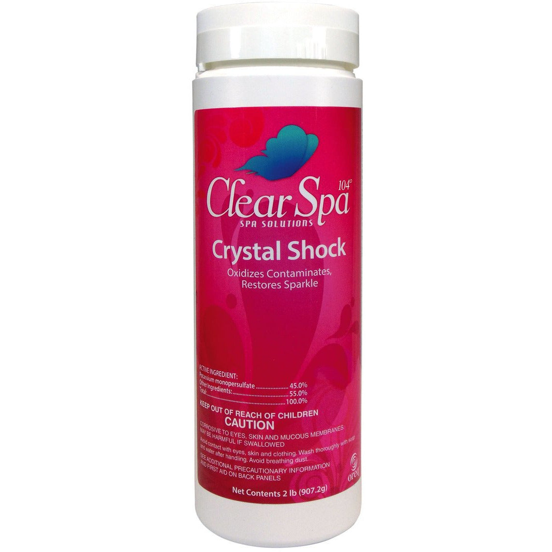ClearSpa Crystal Shock Oxidizer